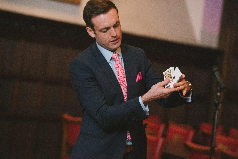 corporate magician